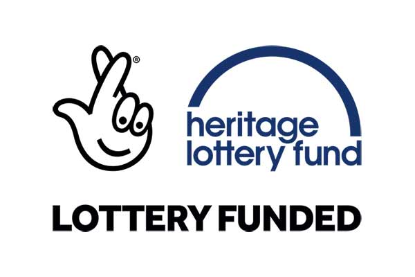 Funded by The National Lottery Heritage Fund